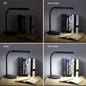 les raisons pour choisir une lampe de bureau LED