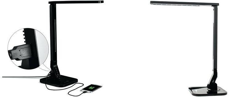 Avis et test de la lampe de bureau LED taotronics dl01