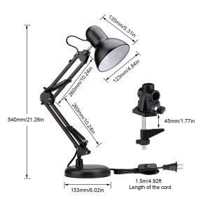 Lampe de bureau Lighting-EVER : mon avis et test détaillé